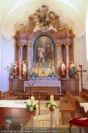 Hochzeit Sprenger - Trauung - Pfarrkirche Gainfarn - Sa 10.09.2011 - 28
