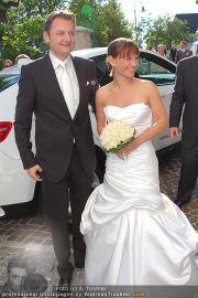 Hochzeit Sprenger - Trauung - Pfarrkirche Gainfarn - Sa 10.09.2011 - 6