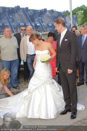 Hochzeit Sprenger - Trauung - Pfarrkirche Gainfarn - Sa 10.09.2011 - 68