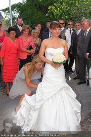 Hochzeit Sprenger - Trauung - Pfarrkirche Gainfarn - Sa 10.09.2011 - 7