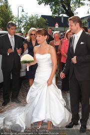 Hochzeit Sprenger - Trauung - Pfarrkirche Gainfarn - Sa 10.09.2011 - 70