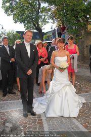 Hochzeit Sprenger - Trauung - Pfarrkirche Gainfarn - Sa 10.09.2011 - 71