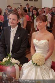 Hochzeit Sprenger - Trauung - Pfarrkirche Gainfarn - Sa 10.09.2011 - 76