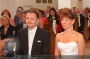 Hochzeit Sprenger - Trauung - Pfarrkirche Gainfarn - Sa 10.09.2011 - 77