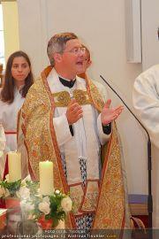 Hochzeit Sprenger - Trauung - Pfarrkirche Gainfarn - Sa 10.09.2011 - 79