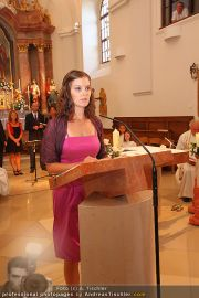 Hochzeit Sprenger - Trauung - Pfarrkirche Gainfarn - Sa 10.09.2011 - 81