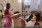 Hochzeit Sprenger - Trauung - Pfarrkirche Gainfarn - Sa 10.09.2011 - 82