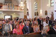 Hochzeit Sprenger - Trauung - Pfarrkirche Gainfarn - Sa 10.09.2011 - 84