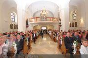Hochzeit Sprenger - Trauung - Pfarrkirche Gainfarn - Sa 10.09.2011 - 86