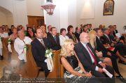 Hochzeit Sprenger - Trauung - Pfarrkirche Gainfarn - Sa 10.09.2011 - 87