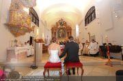 Hochzeit Sprenger - Trauung - Pfarrkirche Gainfarn - Sa 10.09.2011 - 89