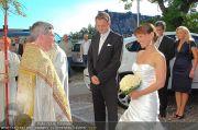 Hochzeit Sprenger - Trauung - Pfarrkirche Gainfarn - Sa 10.09.2011 - 9