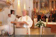 Hochzeit Sprenger - Trauung - Pfarrkirche Gainfarn - Sa 10.09.2011 - 91