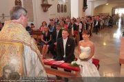 Hochzeit Sprenger - Trauung - Pfarrkirche Gainfarn - Sa 10.09.2011 - 94