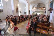 Hochzeit Sprenger - Trauung - Pfarrkirche Gainfarn - Sa 10.09.2011 - 95