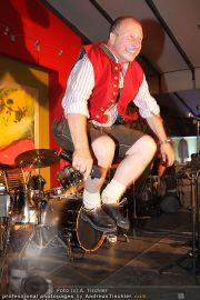 Oktoberfest - Luftburg Prater - Sa 17.09.2011 - 2