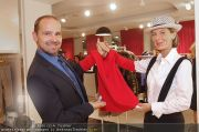 Charity Shopping - Hämmerle Modehaus - Mi 21.09.2011 - 20
