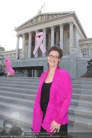 Pink Ribbon - Parlament - Mi 28.09.2011 - 11