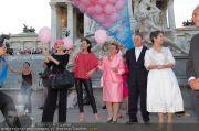 Pink Ribbon - Parlament - Mi 28.09.2011 - 17