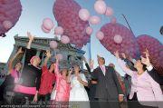 Pink Ribbon - Parlament - Mi 28.09.2011 - 19