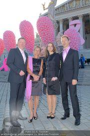 Pink Ribbon - Parlament - Mi 28.09.2011 - 23