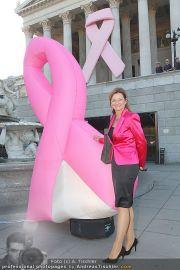 Pink Ribbon - Parlament - Mi 28.09.2011 - 30