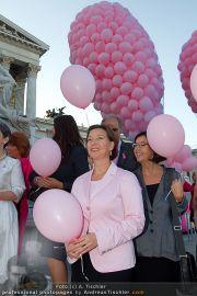 Pink Ribbon - Parlament - Mi 28.09.2011 - 43