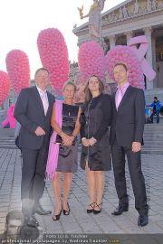 Pink Ribbon - Parlament - Mi 28.09.2011 - 6
