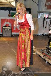 Francine Jordi - Wiener Wiesn - Do 29.09.2011 - 11