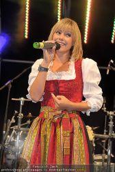 Francine Jordi - Wiener Wiesn - Do 29.09.2011 - 18