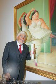 Botero Ausstellung - Kunstforum - Di 11.10.2011 - 15