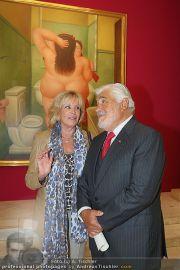 Botero Ausstellung - Kunstforum - Di 11.10.2011 - 17