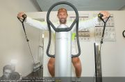 Thomas Muster - Power Plate - Mi 19.10.2011 - 1