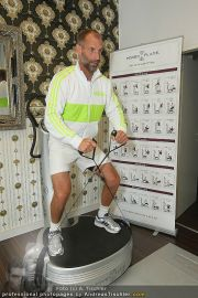 Thomas Muster - Power Plate - Mi 19.10.2011 - 11