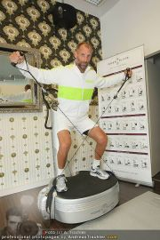 Thomas Muster - Power Plate - Mi 19.10.2011 - 13