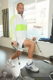 Thomas Muster - Power Plate - Mi 19.10.2011 - 16