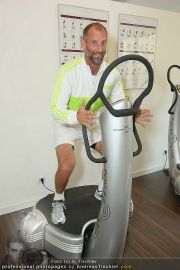 Thomas Muster - Power Plate - Mi 19.10.2011 - 2