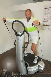 Thomas Muster - Power Plate - Mi 19.10.2011 - 3