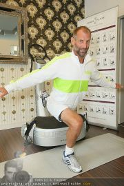 Thomas Muster - Power Plate - Mi 19.10.2011 - 4