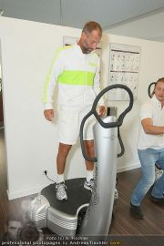 Thomas Muster - Power Plate - Mi 19.10.2011 - 6