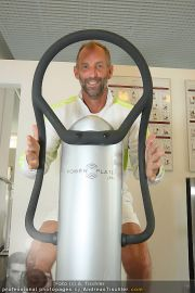 Thomas Muster - Power Plate - Mi 19.10.2011 - 7