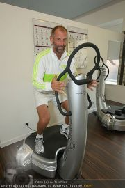 Thomas Muster - Power Plate - Mi 19.10.2011 - 9