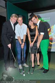 Indoor Golf Saison Opening - EuropaHalle - Fr 04.11.2011 - 17