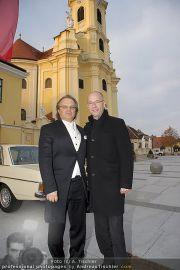 Zartl Hochzeit - Laxenburg - Fr 11.11.2011 - 2