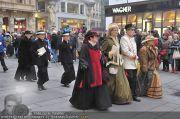 Hochzeitszug - Innenstadt - Sa 19.11.2011 - 7