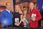 Buchpräsentation - Summerstage - So 27.11.2011 - 15