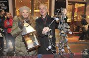 Lichterketten Charity - Tuchlauben - Di 29.11.2011 - 11