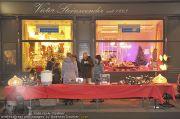 Lichterketten Charity - Tuchlauben - Di 29.11.2011 - 13