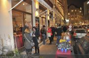 Lichterketten Charity - Tuchlauben - Di 29.11.2011 - 15