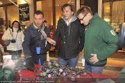 Lichterketten Charity - Tuchlauben - Di 29.11.2011 - 18